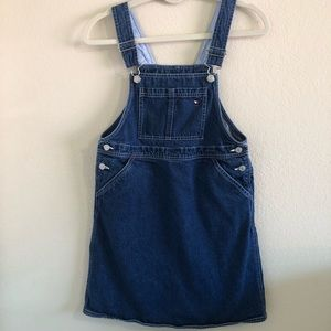 Tommy Hilfiger Vintage Denim overall dress